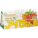 岩谷マテリアル アイラップ100 100枚×5箱入