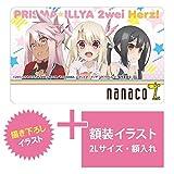 nanacoカード付き『Fate / kaleid liner プリズマイリヤ ツヴァイ ヘルツ! 』額装イラスト