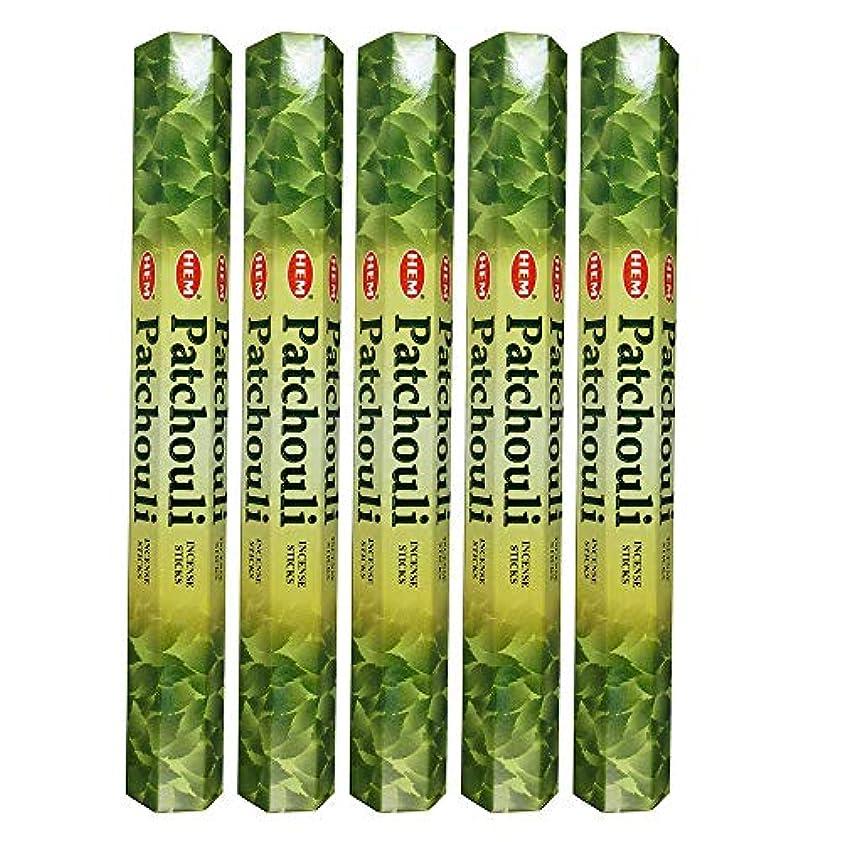 並外れた破滅的なそれによってHemパチョリ100 Incense Sticks (5 x 20スティックパック)