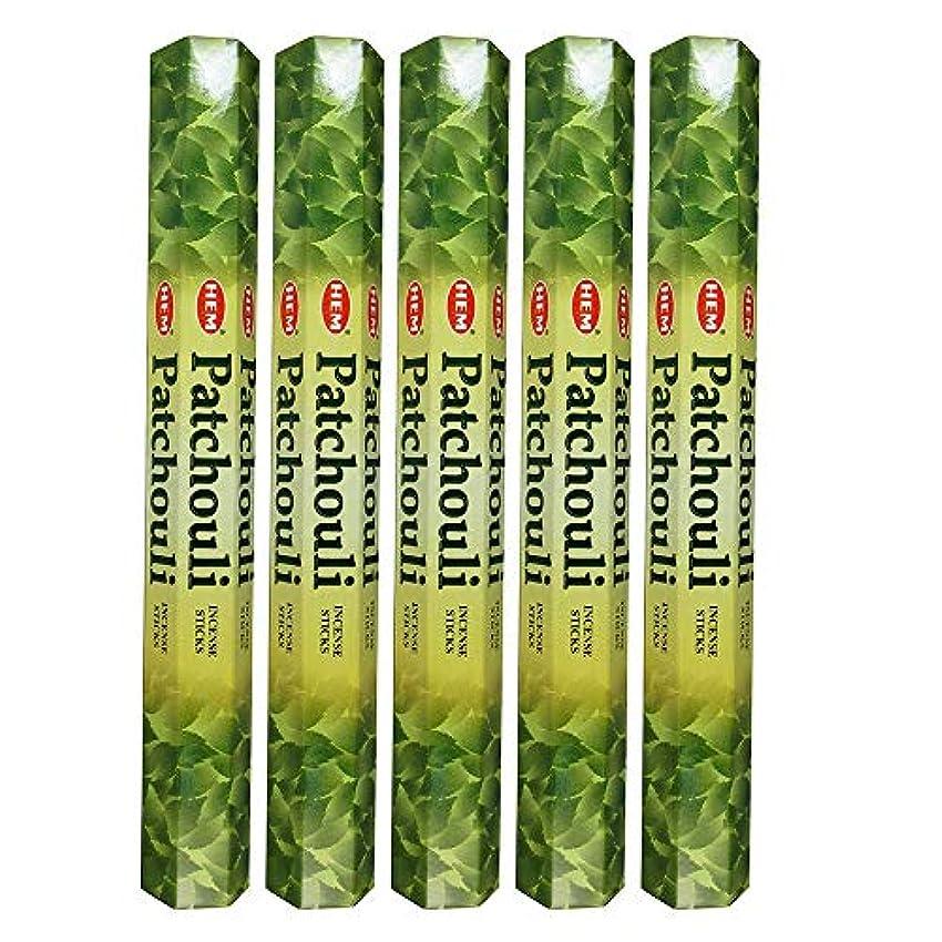 肘腐食するブリードHemパチョリ100 Incense Sticks (5 x 20スティックパック)