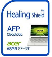 Healingshield スキンシール液晶保護フィルム Oleophobic AFP Clear Film for Acer Laptop Aspire S7-391