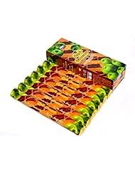 Apple Cinnamon – 120 Sticksボックス – Darshan Incense