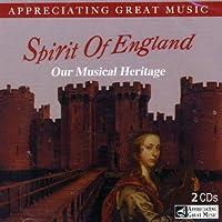 SPIRIT OF ENGLAND - V/A (2 CD)