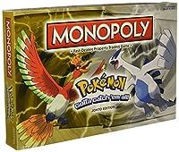 MONOPOLY Pok�mon: Johto Edition - Ages 8+