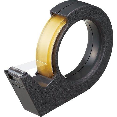 テープカッター カルカット ハンディ 黒 T-SM200D