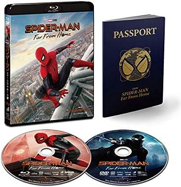 スパイダーマン:ファー・フロム・ホーム ブルーレイ&DVDセット(初回生産限定) [Blu-