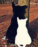 抱き枕 黒猫(大) ブラック大型クッション プレゼントに人気