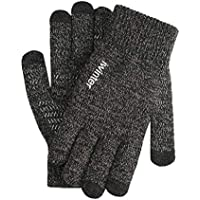 Ausexy_ Winter Gloves, Newest Windproof Warm Extra-Insulated Touchscreen Gloves, Driving Running Cycling Cold Weather Gloves
