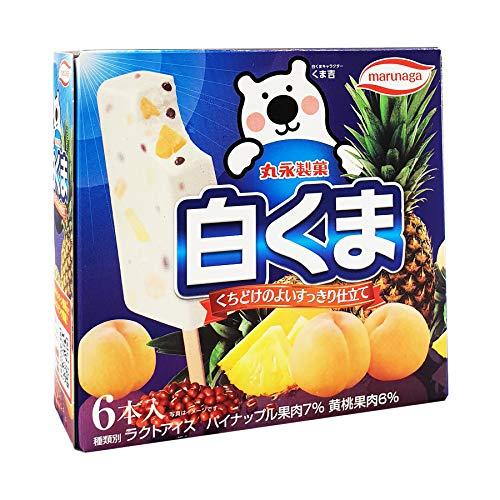 丸永製菓 マルチ白くま 60ml×6×8袋