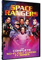 Complete Space Rangers Collection [DVD] [Import]