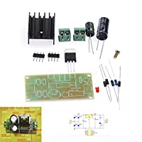 L7805 LM7805 降圧型コンバータ 7.5V-35V to 5V レギュレータの電源モジュール