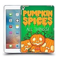 オフィシャル emoji® パンプキン・スパイス ハロウィーン・パロディーズ iPad Pro 9.7 (2016) 専用ソフトジェルケース