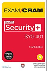 CompTIA Security+ SYO-401 Exam Cram Kindle Edition
