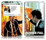 Music Skins iPod Classic用フィルム Senses Fail – LIEY iPod classic MSRKIPC00122