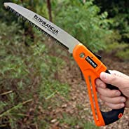 Bushranger 73X07/A Folding Bush Saw, Orange/Silver