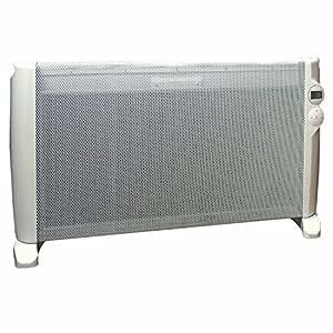 遠赤外線パネルヒーター ROSSO (~8畳対応) 【日本メーカー安全装置採用】【温度・時間設定機能付き】