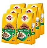 ペディグリー 成犬用 ビーフ&緑黄色野菜 (70gx3袋)x6個セット P115
