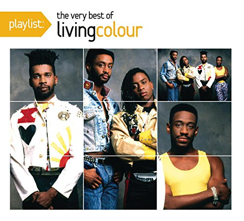 Playlist: The Very Best of Living Colour (Dig)