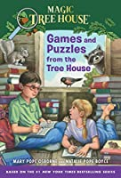 Games and Puzzles from the Tree House: Over 200 Challenges! (Magic Tree House (R))