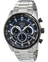 [セイコー パルサー] SEIKO PULSAR WRC RALLY ラリー ソーラー クロノグラフ 腕時計 メンズ PX5019X1 [並行輸入品]