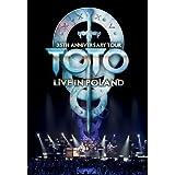 TOTO 35周年アニヴァーサリー・ツアー〜ライヴ・イン・ポーランド 2013【DVD/日本語字幕付】