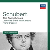 Collector's Ed: Schubert: The Symphonies [4 CD] by Orchestra of the 18th Century