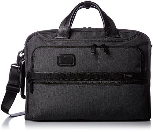 [トゥミ] ビジネスバッグ 公式 正規品 ALPHA2 日本限定スタイル スリム・スリーウェイ・ブリーフ 026182 AT2E アンスラサイト