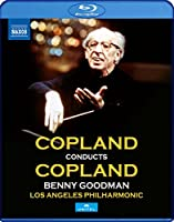 Copland: Conducts Copland [Blu-ray]