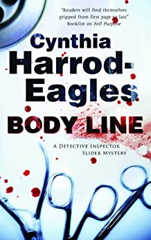 Body Line (Bill Slider Mysteries) by [Harrod-Eagles, Cynthia]