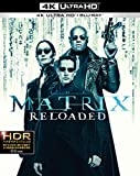 マトリックス リローデッド 日本語吹替音声追加収録版<4K...[Ultra HD Blu-ray]