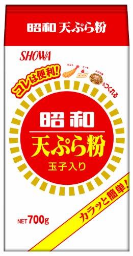 昭和 天ぷら粉 ガゼット 700g×2個