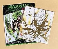 ドラゴンボール art2 色紙 孫悟空 金箔