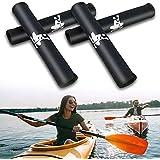 Boaton Kayak Paddle Grips, Non-Slip Paddle Grip for Take-Apart Kayak Paddle Shaft, Prevent Blister and Callouses, Make Kayaki