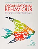 Cover of EP Organisational Behaviour 5e + CNCT OL LS