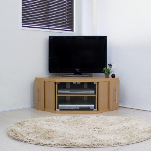 テレビ台 テレビボード コーナー ロータイプ ナチュラル 大型液晶テレビ対応 TCP303NA