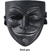 Vフォーヴェンデッタ マスク 黒