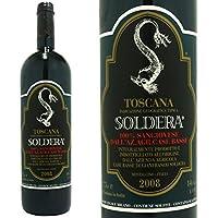 2008 カーゼ バッセ IGT トスカーナ ソルデラ 正規品 赤ワイン 辛口 フルボディ 750ml Case Basse Soldera toscana IGT