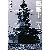"""戦艦十二隻―国威の象徴""""鋼鉄の浮城""""の生々流転と戦場の咆哮"""