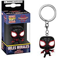 FUNKO POP! Keychain: Animated Spider-Man - Miles Morales