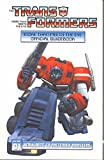 The Transformers 1: More Than Meets the Eye Official Gudebook