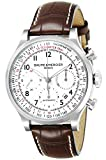 [ボーム&メルシエ]BAUME & MERCIER 腕時計 ケープランド ホワイト文字盤 自動巻  アリゲーター革 MOA10082 メンズ 【並行輸入品】