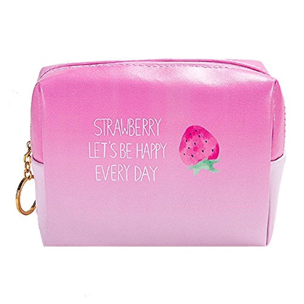 主に役に立つやさしくHOYOFO 化粧ポーチ 小物収納 コスメポーチ かわいい 小物ポーチ おしゃれ バッグインバッグ コンパクト レディース 大容量 ピンク