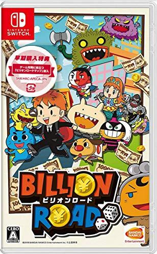 Switch ビリオンロード (【早期購入特典】ゲーム攻略に役立つ「ビリオンロードマップ」 同梱)