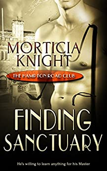 Finding Sanctuary (The Hampton Road Club Book 6) by [Knight, Morticia]