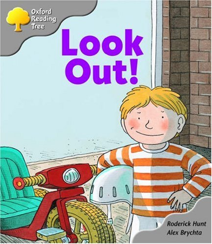 Oxford Reading Tree: Stage 1: Kipper Storybooks: Look Out!の詳細を見る