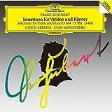 シューベルト:ヴァイオリンとピアノのためのソナチネ第1番-第3番、ロンド D.895