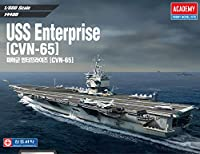 アカデミー 1/600 USS Enterprise [CVN 65] #14400 ACADEMY HOBBY MODEL KITS