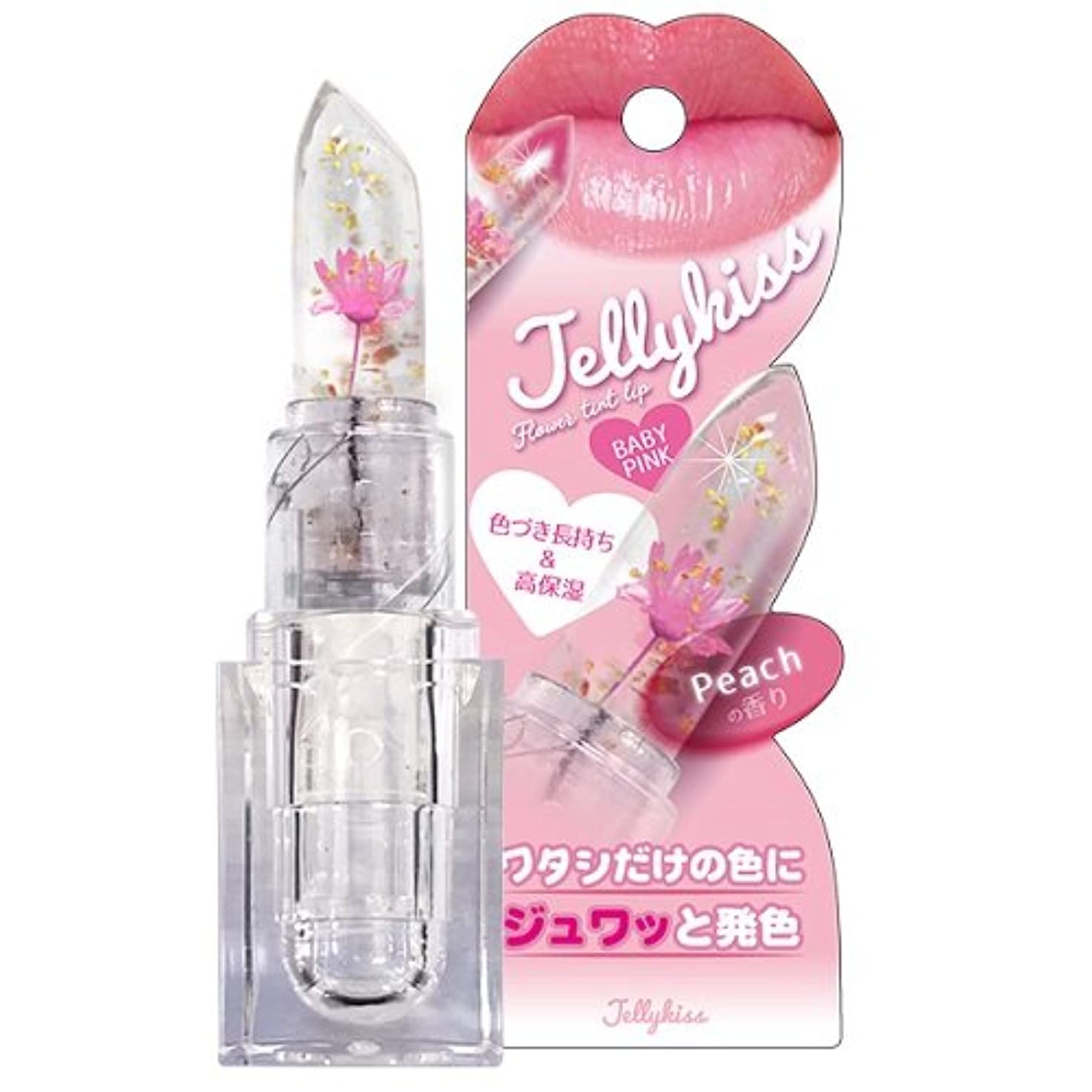声を出してサラダトライアスロンジェリキス (Jelly kiss) 03 ベビーピンク 3.5g