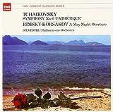 チャイコフスキー:交響曲第6番「悲愴」/R.コルサコフ:5月の夜