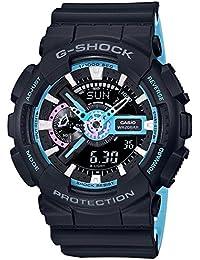 カシオ CASIO Gショック G-SHOCK クオーツ メンズ 腕時計 GA-110PC-1A ブラック [並行輸入品]